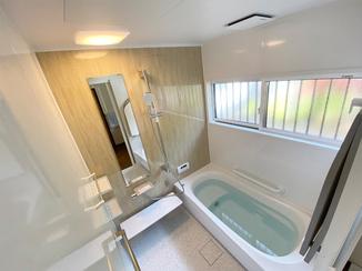 バスルームリフォーム 断熱にこだわった冬でも快適なお風呂